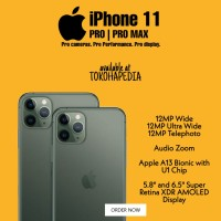 [DUAL SIM] iPhone 11 Pro Max 256GB 256 Space Gray Green Silver Gold
