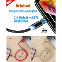 KABEL CHARGER CAS MAGNET-CABLE CHARGER MAGNET MICRO USB
