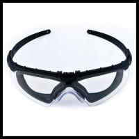 kacamata Oakley ballistic frame 3.0 with hallo kit kacamata