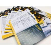 Paket Promo Cetak Flyer / Brosur A5 1 Rim / 500 Lembar (1sisi/1muka)