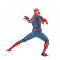 Action Figure Spiderman mk47 untuk Koleksi