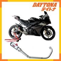 Daytona Knalpot GP Taper Exhaust Racing Yamaha All New R15 - 3758