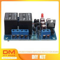SS   Speaker Protection Board Component Audio Amplifier DIY Boot