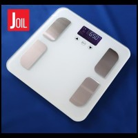 Timbangan Berat Badan Digital + Body Fat Monitor - Elektrik - Joil
