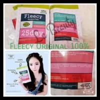Fleecy Bangle Tea - Ada Stiker Anti Fake Kode 70