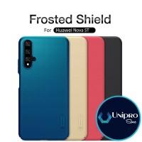 Hard Case Nillkin Super Frosted Shield Huawei Nova 5T Original Casing