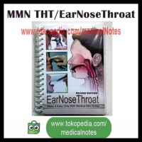 TERLARIS BUKU SAKU KEDOKTERAN MEDICAL MINI NOTES THT (EAR NOSE THROAT)