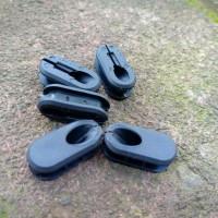 Terhot Karet Cable Frame Kabel Frame Sepeda Cable Guide Baru