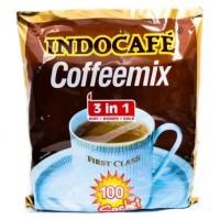 INDOCAFE Coffeemix 3in1 100sachet 100 x 20gr