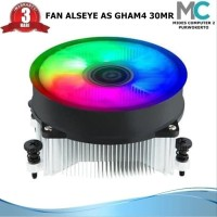 FAN ALSEYE AS GHAM4 30MR RGB CPU COOLER FAN PROCESSOR