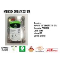 HARDDISK SEAGATE BARRACUDA 1TB 7200RPM ORI