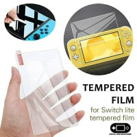 Tempered Glass / Temper Glass / Screen Protector Nintendo Switch Lite