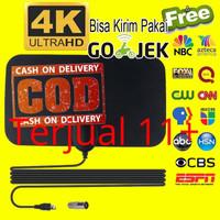 [MG]Kebidumei Antena TV Digital DVB-T2 4K High Gain 25dB