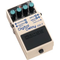 BOSS DD-7 Digital Delay / Efek Gitar / Guitar Effect BOSS