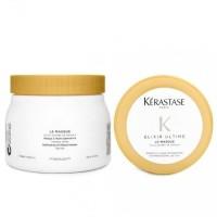 Kerastase Elixir Ultime Oleo Complexe Masque 500ml Masker ORI 100%