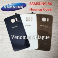BackDoor Back Casing Battery Cover SAMSUNG GALAXY S6 FLAT G920