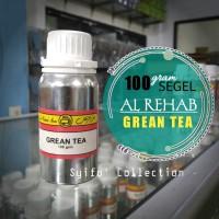 Bibit Parfum Minyak Wangi SEGEL 100ml Al Rehab Aroma Green Tea
