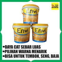 Cat Genteng Envi 1 Kg