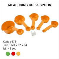 MEASURING CUP & SPOON