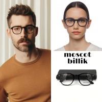 Frame Kacamata Moscot Billik Free Lensa Minus