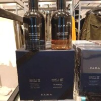 Parfum Cowok Gift Set Original Zara Night Pour Homme II & III EDP