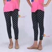 Legging Motif uk 8-10 th / Celana Anak Panjang Perempuan Leging