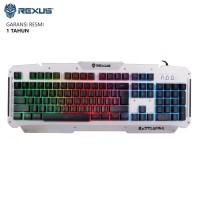 Keyboard Gaming Rexus Battlefire K9D Semi Mechanical