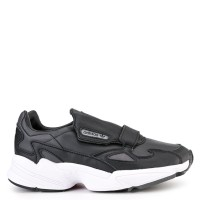 Sepatu ADIDAS ORIGINAL Terbaru Falcon Core Black