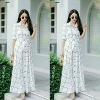LONG DRESS CLOTE JUMBO BIGSIZE