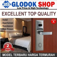 DOOR LOCK / Pintu Kunci / Grade A, untuk Hotel, Kontrakan RFID Card