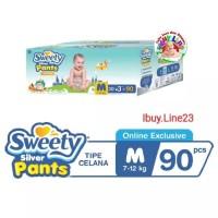 Sweety Silver Pants M90 (3XM30)