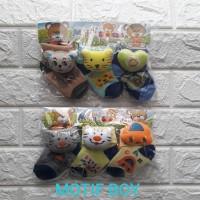Kaos kaki bayi boneka Texas 3D