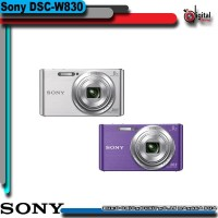 Sony Cyber-shot DSC-W830 Garansi Resmi Pocket Camera
