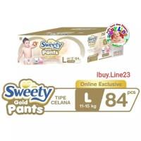 Sweety Pants Gold L.84