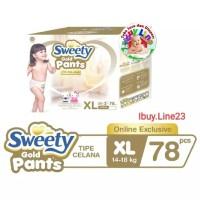 Sweety Pants Gold XL.78