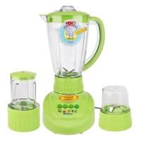 miyako blender 3 IN 1 BL-152-PF-AP / gelas plastik