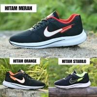 Sepatu Nike Zoom Grade Ori Sport Casual Running Sneakers Pria