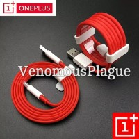 Kabel Data Cable OnePlus 5 5T 6 6T - One Plus 7 Pro Dash Charging ORI