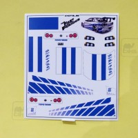 decal hotwheels nissan skyline r34 fast and furious