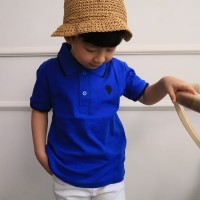 Polo Shirt Premium Anak - Anak P001 by Little Jergio - Small