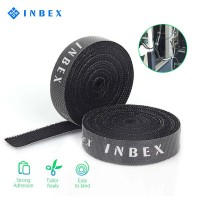INBEX 5M Kabel Ties Velcro Tali perekat Cable Straps Hook and Loop