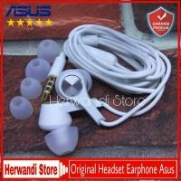 Headset Earphone Asus Zenfone Max Pro M1 M2 Original 100%