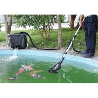 Boyu Pond Cleaner WNQ-1 Alat Pembersih Kolam Penyedot Vacuum Dasar