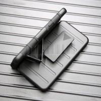 Samsung A7 2016 A710 Future Armor Case Hybrid Hardcase with Belt Clip