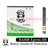 Baterai Sony Xperia BA950 XPERIA ZR C502 M36H Rakkipanda Double Power