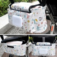 Promo Bag Nappy Bags For Cup Food Best Selling Baby Stroller Storage