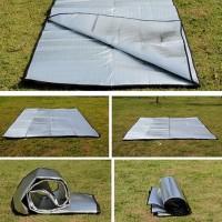 Matras Piknik Lipat Alas Duduk Camping Mancing Outdoor