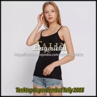 Baju Tank Top Wanita merek Denla Tally S 2005 Dijamin Murah