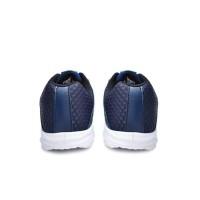 Ardiles Men Enoki Sepatu Running - Navy Putih - Navy Putih, 38