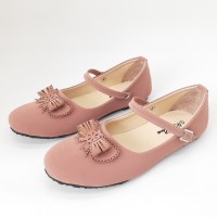 Flat Shoes Anak Perempuan Pita Daisy